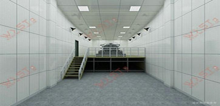 隔音改造工程案例某军工厂发动机房项目【成都】