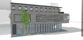 少城视井项目:项目进入中期施工阶段 总工程量已到收尾阶段...