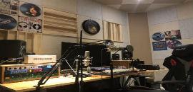 陈先生个人录音棚于今日完工!