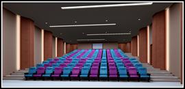 中测建声再次承接梵木创艺区儿童剧场项目!