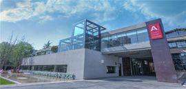 中测建声梵木创艺区美术馆改造的电音馆现已成功改造...